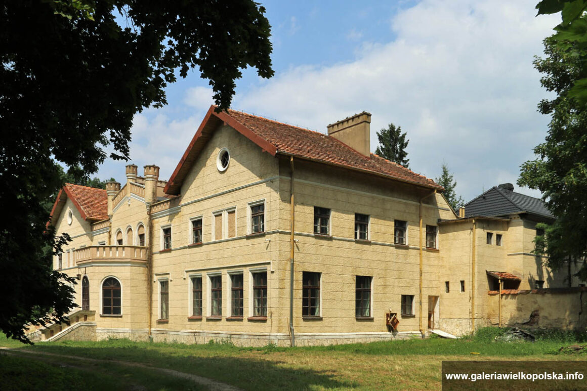 Pałac w Wiatrowie